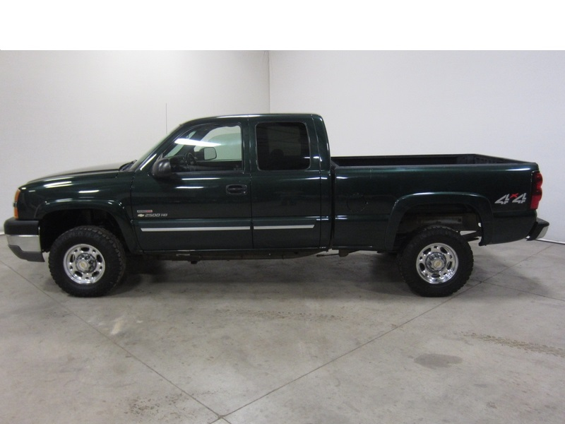buy used 04 chevy silverado 2500 6 6l v8 duramax diesel ext short bed 4x4 2 owner 80pix in. Black Bedroom Furniture Sets. Home Design Ideas