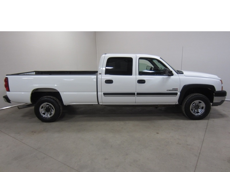 purchase used 05 chevy silverado 2500 hd 6 6l duramax turbo diesel crew cab long 4x4 80pics in. Black Bedroom Furniture Sets. Home Design Ideas