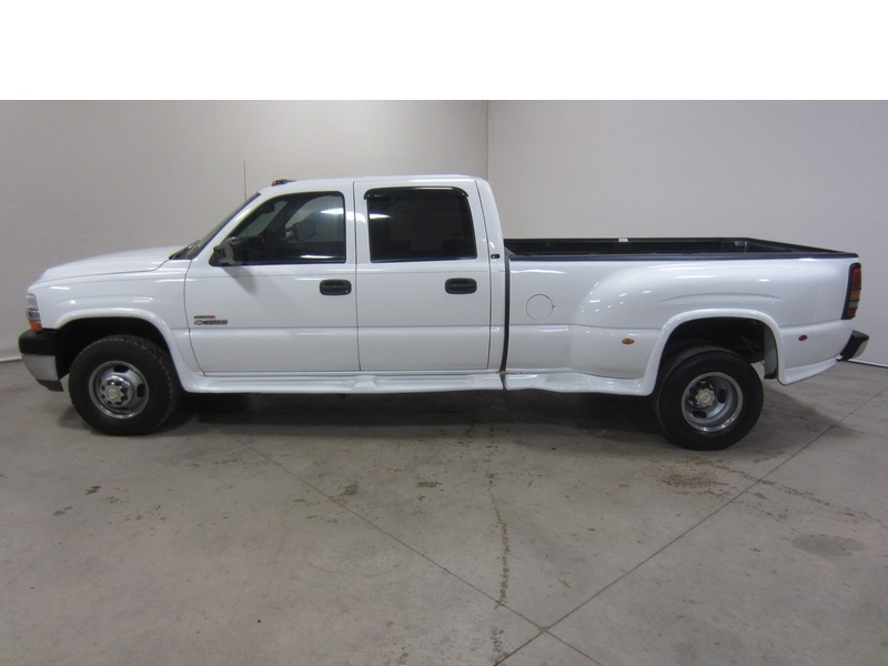 purchase used 01 chevy silverado 3500 6 6l v8 duramax diesel crewcab long bed dually 4x4 80pix. Black Bedroom Furniture Sets. Home Design Ideas