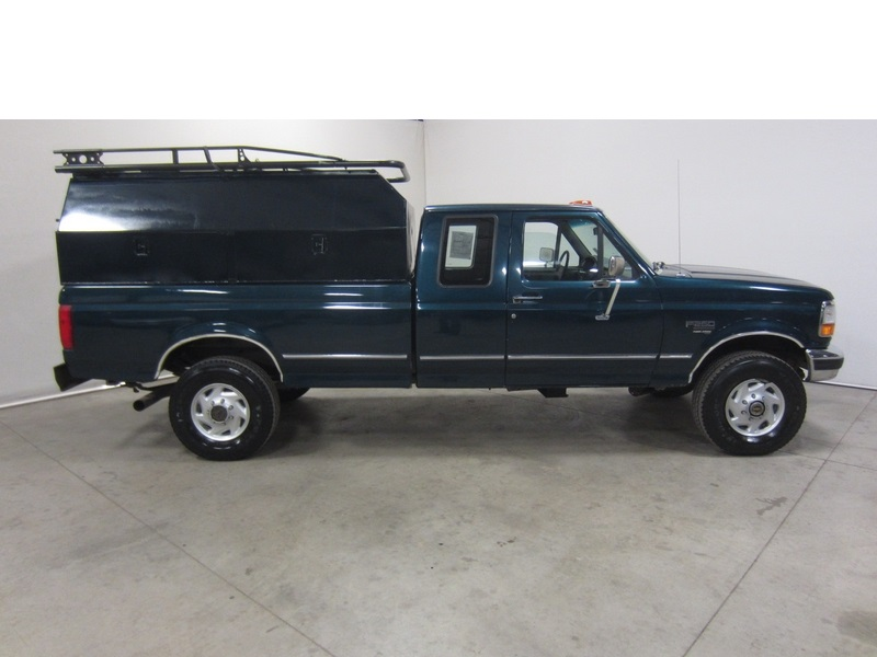 buy used 96 ford f 250 xlt 7 3l v8 turbo diesel 4x4 ext. Black Bedroom Furniture Sets. Home Design Ideas