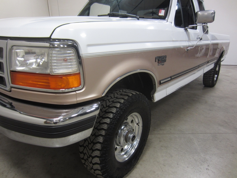 sell used 1996 ford f250 xlt power stroke 7 3l v8 turbo. Black Bedroom Furniture Sets. Home Design Ideas